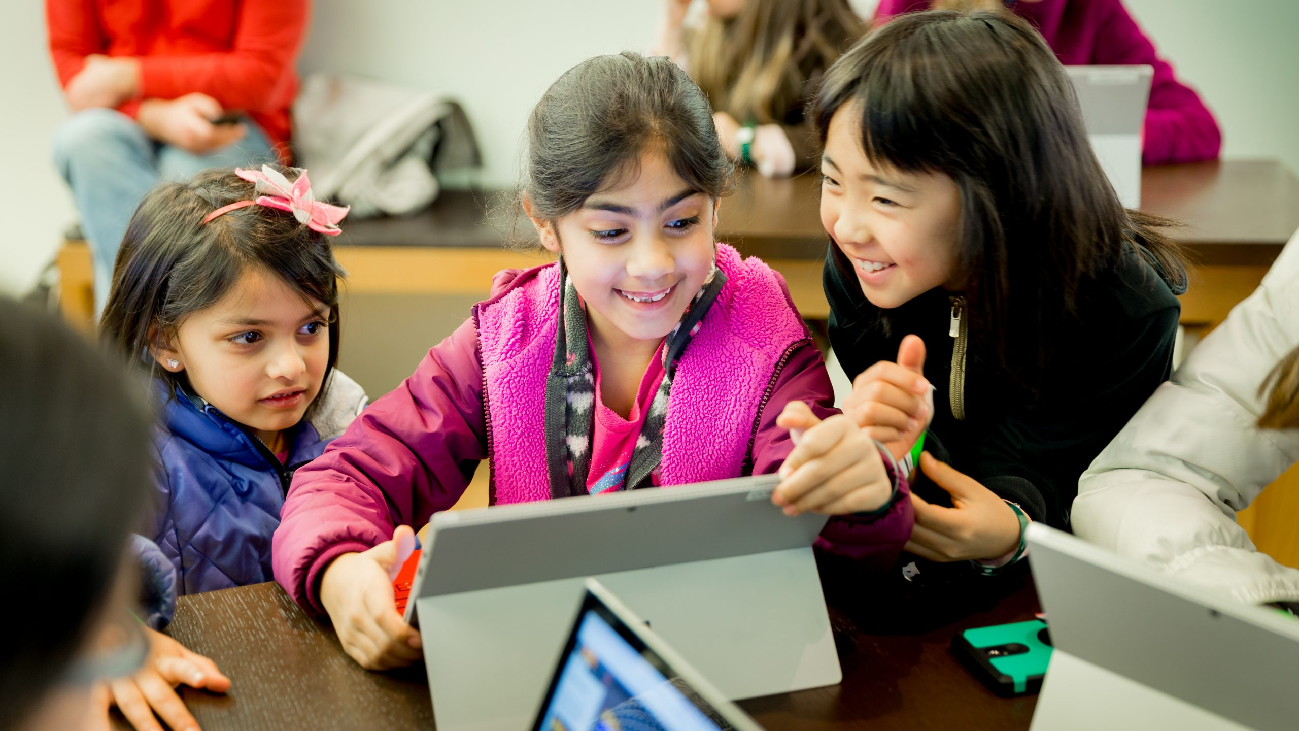 Microsoft & National Geographic hosting STEM workshops across the U.S.<br> Photograph by Scott Eklund/Red Box Pictures